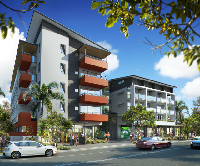 Mackay Mixed Use Development