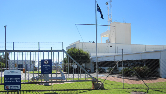 Port of Brisbane, Operations Base Refurb